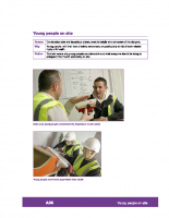 A06 – Young People on Site