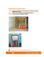 C06 – LPG and other compressed gasas