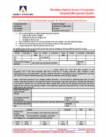 PTW03 – Permit to operate rig without guards March16 – Issue 1