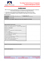 IMT07.1 – Accident Form – Oct19 – Issue 4