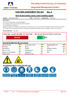 TRA044 – 2022.01.18 – Drill & Dowelling using resin bonding agent – Issue 6